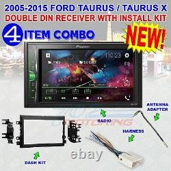 2005-2015 FORD F250/350/450/550 PIONEER TOUCHSCREEN USB AUX BLUETOOTH CAR Stereo