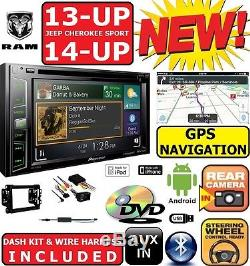 2013 And Up Pioneer Ram Gps Navigation System Car Stereo Radio Optional Siriusxm