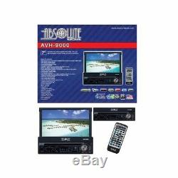 Absolute 7 INDASH CAR STEREO MOTORIZED DVD / CD / MP3/ USB/ AM/ FM Touch Screen