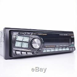 Alpine Sq Car Cd/mp3 Aux/ipod Ready Competition Headunit Receiver Player Stereo