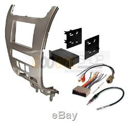 Apple Car Play Radio Stereo Dash Install Kit for Ford Focus 2008-2011