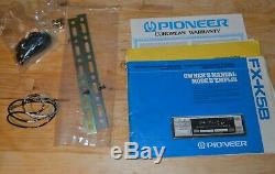 Autoradio centrate Pioneer FX-K5B vintage stereo radio car component boxed