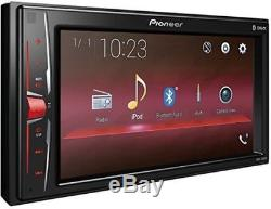 BMW E46 3 SERIES PIONEER BLUETOOTH TOUCHSCREEN USB Double Din Car Stereo Radio