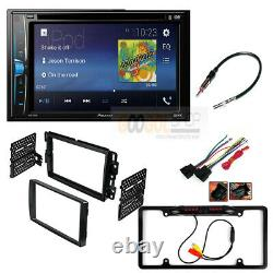 Car Stereo Dash Install Kit + Wire Harness For 2006 2013 Chevrolet Impala 1