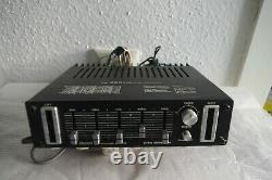 Clarion 300 EQB Stereo Car Graphic Equalizer Booster Component Centrate Vintage
