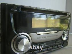 Kenwood Car Stereo 2 Double Din Receiver Bluetooth Player AUX/IPOD/XM AM/FM CD