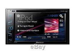 NEW 6.2 PIONEER TOUCHSCREEN CAR STEREO RADIO With INSTALLATION KIT FOR 04-08 TSX