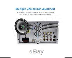 NEW AVH-X49OB8 Double 2 DIN DVD/CD Player 7 Bluetooth Receiver iPod Car Stereo
