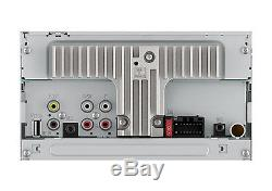 NEW PIONEER CAR STEREO RADIO RECEIVER With INSTALLATION PARTS With CD/DVD PLAYER