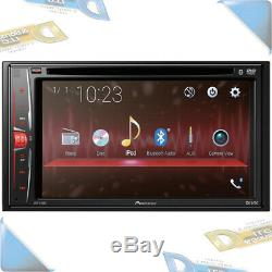 NEW Pioneer 6.22-DIN In-Dash DVD/CD/USB/MP3/WMA Car Stereo Radio with Bluetooth