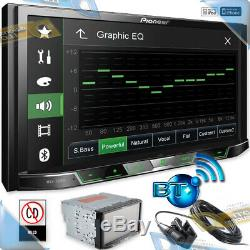 NEW Pioneer 7 2-DIN In-Dash Digital Media A/V Car Stereo Receiver withBluetooth