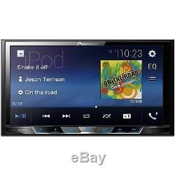 NEW Pioneer 7 Double-DIN In-Dash Digital Media A/V Car Stereo Radio withBluetooth