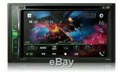 NEW Pioneer AVH-220EX 6.2 Touchscreen Bluetooth Car Stereo DVD Player Receiver