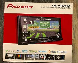 NEW Pioneer AVIC-W8500NEX Wireless Apple CarPlay, Car Stereo with 7 Touchscreen