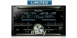 NEW Pioneer FH-S701BS Double DIN Bluetooth In-Dash CD/AM/FM Car Stereo Receiver