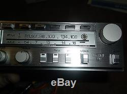 NEW Pioneer GEX-60 NOS Component Car Stereo AM/FM Electronic Tuner