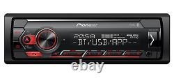 NEW Pioneer MVH-S420BT Car Stereo Radio USB Bluetooth iPhone & Android Spotify