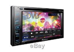 New 6.2 Touchscreen Pioneer Car Stereo Radio With Installation Kit & Harness