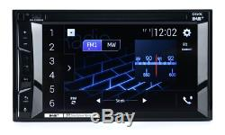 New Pioneer AVH-Z3200DAB Double DIN Stereo Apple Car Play Bluetooth Spotify DAB+