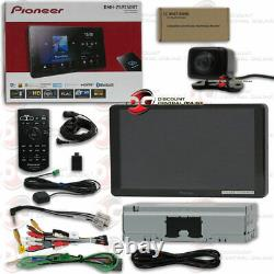 PIONEER 1DIN 9 CAR STEREO WIRELESS CARPLAY ANDROID AUTO BLUETOOTH With BACKUP CAM