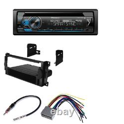 PIONEER CD RECEIVER BLUETOOTH With Car Stereo Dash Install Trim Kit (2)