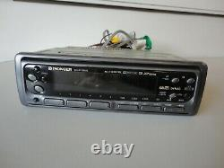 PIONEER KEH-P9200RDS Radio Cassette Car Stereo Headunit with Remote Retro 90s