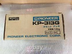 PIONEER KP-313G Lonesome Cowboy Cassette Player Car Stereo JDM From Japan