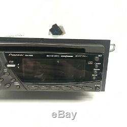 Pioneer 1.5 DIN In-Dash Car AM/FM CD Stereo Player Receiver Fits GMC/Chrysler
