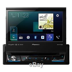 Pioneer 1-DIN Car Stereo DVD Player with 7 Motorized Fold-Out Touchscreen Display