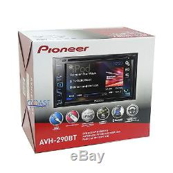 Pioneer 2016 Car Radio Dash Kit Harness Interface for 07-up Chrysler Dodge Jeep