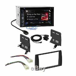 Pioneer 2016 Car Radio Stereo Dash Kit Wire Harness for 2002-2006 Toyota Camry