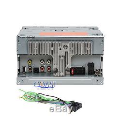 Pioneer 2016 Radio Stereo Dash Kit JBL Wire Interface for 03-09 Toyota 4 Runner