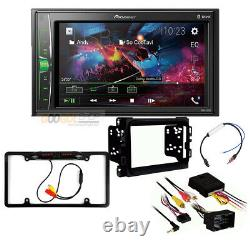 Pioneer 6.2 BT-Touchscreen Car Stereo Radio+Dash kit for 2013 2017 RAM 1500