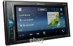 Pioneer 6.2 Car StereoRadioMedia PlayerBluetoothiPod-iPhone-AndroidUSB/AUX