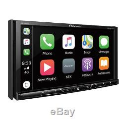 Pioneer AVH-2400NEX Double DIN Android Auto, Apple CarPlay In-Dash Car Stereo