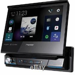 Pioneer AVH-3500NEX Single DIN Flip-out Bluetooth In-Dash Car Stereo Receiver