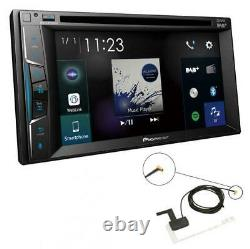 Pioneer AVH-A3200DAB Car Stereo iPhone Android USB DAB Bluetooth with DAB Antenna