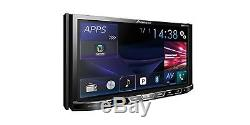 Pioneer AVH-X490BS Double Din Bluetooth In-Dash DVD/CD/Am/FM Car Stereo R. New