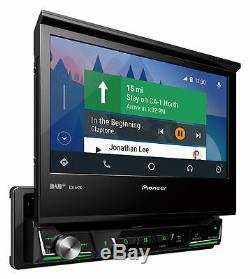 Pioneer AVH Z7100DAB Car Stereo1-Din Bluetooth Multimedia PlayerAndroid-iPhone