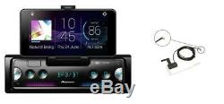 Pioneer Apple car play Android Auto Pioneer car stereo bluetooth DAB BT with Ant