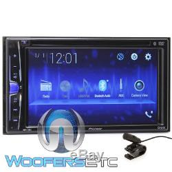 Pioneer Avh-210ex 6.2 Tv DVD CD Mp3 Usb Ipod Bluetooth Equalizer Car Stereo New