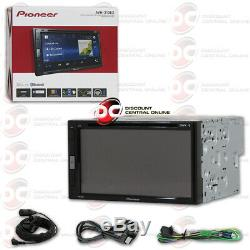 Pioneer Avh-310ex Car Double Din 6.8 Touchscreen Usb DVD CD Bluetooth Stereo