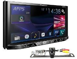 Pioneer Avh-x4800bs Car 2-din 7 LCD DVD CD Bluetooth Stereo Free Absolute Cam-9