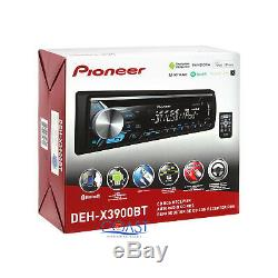 Pioneer Car Radio Stereo Bluetooth Dash Kit Harness For 2002-2006 Nissan Sentra