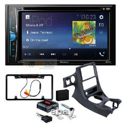 Pioneer Car Radio Stereo with Dash Install Kit for 1997-2004 Chevrolet Corvette