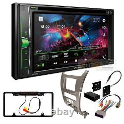 Pioneer Car Radio Stereo with Dash Install Kit for Ford Focus 2008-2011