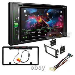 Pioneer Car Radio Stereo with Dash Install Kit for for 1999-2003 Acura TL