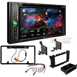 Pioneer Car Radio Stereo with Dash Install Kit for for 2013-2017 Nissan ALTIMA