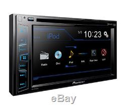 Pioneer Car Touchscreen Stereo GM Dash Kit Amp Steering SWC Retention Harness