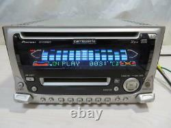 Pioneer Carrozzeria FH-P3006ZY 2DIN Mini Disc MD Player Car Stereo moving work